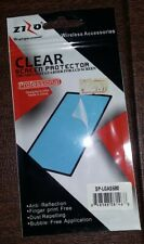 LG Optimus 2 AS680 Anti-Glare Screen Protector with Cleaning Cloth by Zizo