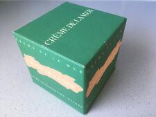 EMPTY Creme De LA MER Moisturizing Cream 2.0oz 60ml  Authentic Box Spatula