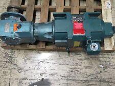 Reliance RPM AC Inverter Duty Motor L3246A 3 HP w/ SEW-EuroDrive Gear
