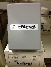 Irritrol 4 Station Mechanical Controller 304PRI Irrigation Timer Sprinkler Turf