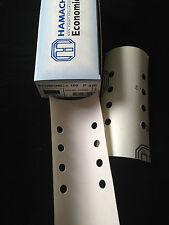 HAMACH -Economic- Schleifstreifen 81x166mm P320 (100 Stk.) 8 Loch