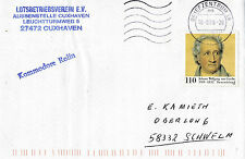 GERMAN PILOT SHIP LS KOMMODORE ROLIN SHIPS CACHED COVER