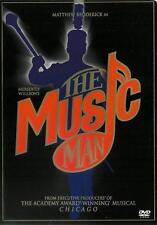 The Music Man - Matthew Broderick Kristin Chenoweth - DVD