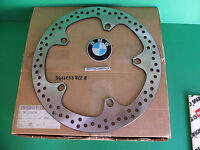 BMW MOTO R1150 RS 01 04 DISCO FRENO ANTERIORE BRAKE DISC ROTOR FRONT 34112338228