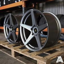 "4x 19"" Autostar Chicane Alloys fit BMW 1/3/5 Series E46 E90 F30 M3 E60 E61 5x120"