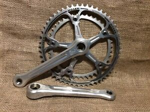 Campagnolo Super Record chainset cranks, MOSER panto, 1982, 172.5 mm