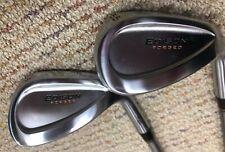 Edison Forged Wedges - Aerotech Black Label Steelfiber Shafts 110 S - 55,59
