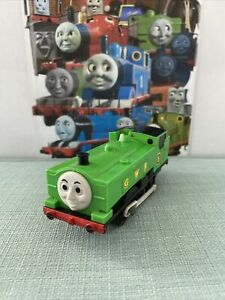 Tomy Trackmaster Thomas The Tank Battery Train Duck See Description