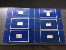 Franklin Mint Sterling 1980 Olympics Proof Set of 6 (110424003)
