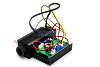 Dot 980nm Infrared Laser Diode Module 800mw 12V Focusable w/ Driver Out