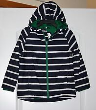 Mini Boden Boys Size 5-6 years Jersey Lined Jacket Anorak NWOT