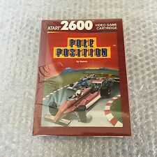 VINTAGE# RARE NAMCO POLE POSITION ATARI 2600# NIB SEALED