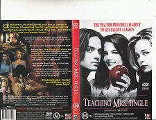 Teaching Mrs Tingle-1999-Helen Mirren-Movie-DVD