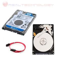 """HARD DISK INTERNO 2,5"""" 500GB SATA WD BLUE HD 500 GB WD5000LPCX +CAVETTO SATA"""