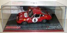 Véhicules miniatures Altaya pour Porsche