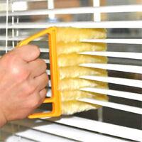 Multipurpose Plastic Screen Window Crevice Cleaner Shutter Brush Cleaning Tool