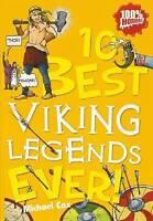 10 Best Viking Legends Ever (10 Best Ever), Cox, Michael, Very Good Book