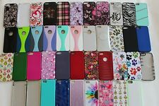 Various Pattern Hard Case Cover For Apple iPhone 4/4S, 5/5S, 5C, 6, 6 Plus