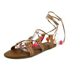 Scarpe da donna gladiatori marca Madden Girl piatto ( meno di 1,3 cm )