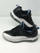 Nike Air Jordan CMFT Max Air 12 Mens Shoe Size 9.5  Black University Blue White