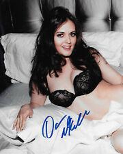 Danica Mckellar Wonder Jahre Original Autogramm 8X10 Foto - Sexy Pinup