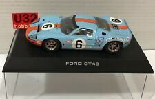 Superslot H2404 Ford GT40 #6 Le Mans 1969 Gulf Scalextric Ru MB