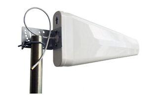 Netgear Nighthawk M5 5G Mobile Hotspot wide band Log Periodic yagi antenna 11db