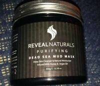 RevealNaturals Purifying Dead Sea Mud Mask Facial Treatment