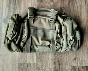 Voodoo Tactical Pouch Bag Coyote Color