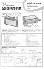 ITT/Schaub-Lorenz/Graetz Service Manual für Weekend T 40 L