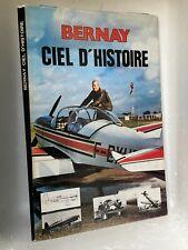 BERNAY CIEL D'HISTOIRE - AVIATION - AEROCLUB - LUCIEN BOULIER - BERNARD MIETTE