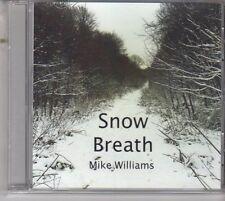 (EU571) Mike Williams, Snow Breath - 2013 CD