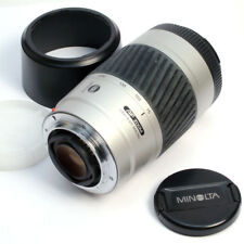 Minolta AF Zoom 4,5-5,6 / 75-300* Dynax * Sony Alpha A-mount * Maxxum