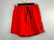 Quicksilver Men's Volleyshorts Swim Trunks Size Small Red