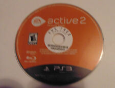 EA Sports Active 2 (Sony PlayStation 3, 2010) disk only
