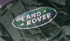 LAND ROVER sign flag banner, windscreen shade, man cave gift, shed, garage, UK