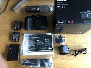 Panasonic LUMIX G9 20.3 MP Digital Mirrorless Camera - Black (Body Only)
