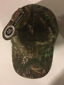 Men's REALTREE XTRA Camo Hat Adjustable Hunting Baseball Cap NEW