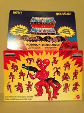 "Vintage Masters of the Universe (ONE)MOTU ""Modulok"" Or ""Multi-Bot"" 1980's He Man"