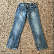 Buffalo David Bitton Straight Leg Men's Ruffer Jeans Blue 30 Waist X 30 Length