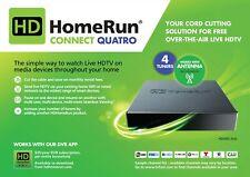 Silicondust HDhomerun CONNECT QUATRO 4 Tuner OTA TV HDHR5-4US