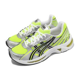 Asics GEL-Kyrios Silver Black Yellow White Men Unisex Casual Shoes 1021A335-750