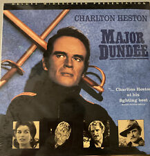 New Major Dundee - Charlton Heston/Sam Peckinpah 1965 Western Laserdisc