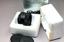 Rollei Planar 1,8/50mm HFT für Rolleiflex QBM (35/350/VSL in mint conditon