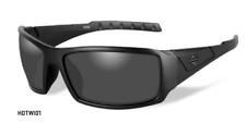 HARLEY-DAVIDSON® WILEY-X TWISTED SUNGLASSES SMOKE GREY LENS BLACK FRAMES HDTWI01