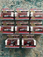 2000 RACING CHAMPIONS AMOCO PRO STOCK CAR DIE CAST REPLICA 8 pieces Dave Blaney