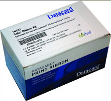 Datacard 534000-003 Color Ribbon Kit YMCKT - Replaces 552854-504 New Orginal