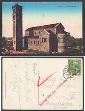 Pola - Marine Kirche aus 1915 Staatspolizeilich zensuriert !