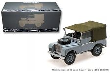 MINICHAMPS 1:18 - LIMITED EDITION 1948 LAND ROVER Diecast Car 1 OF 504 GREY