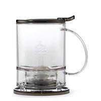 Brand New, TEAVANA Perfectea Tea Maker in BLACK BPA free 16 oz (473 ml)